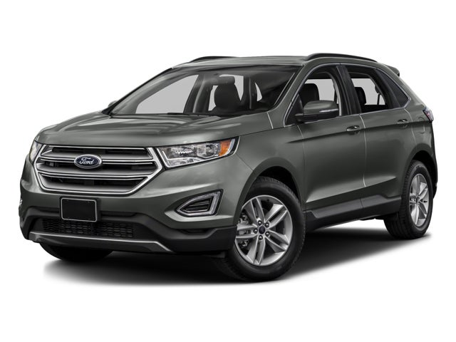 Ford Edge Titanium In Highland In Thomas Dodge Chrysler Jeep Of Highland Inc