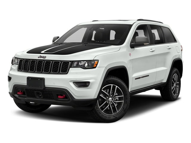 2018 Jeep Grand Cherokee Trailhawk In Highland Thomas Dodge Chrysler Of
