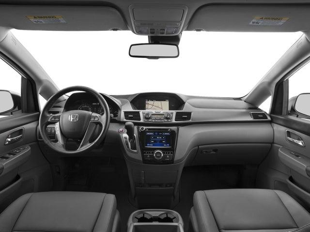 2016 Honda Odyssey Ex L In Highland Thomas Dodge Chrysler Jeep Of
