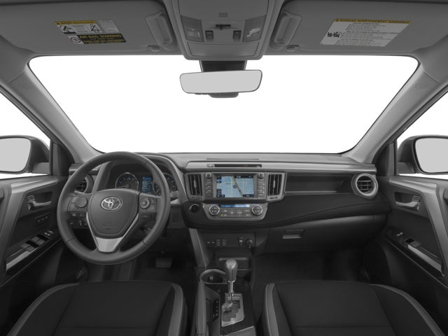 2017 Toyota Rav4 Limited In Highland Thomas Dodge Chrysler Jeep Of Inc