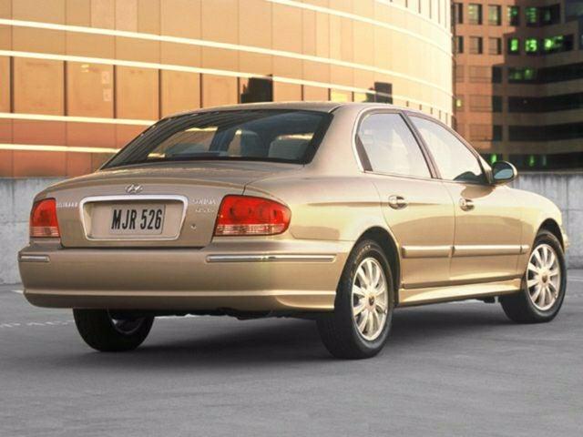 2003 Hyundai Sonata GLS In Highland, IN   Thomas Dodge Chrysler Jeep Of  Highland Inc