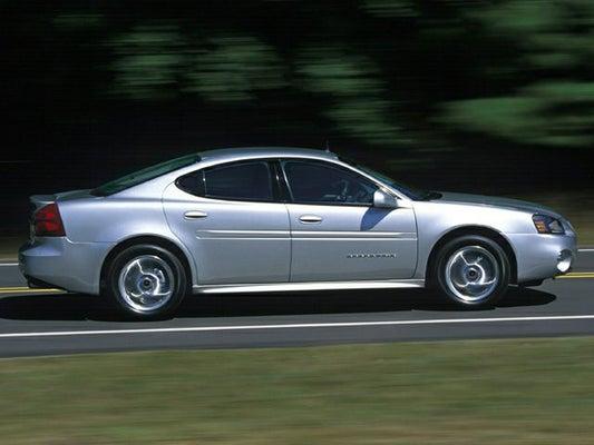 2004 pontiac grand prix gtp owners manual
