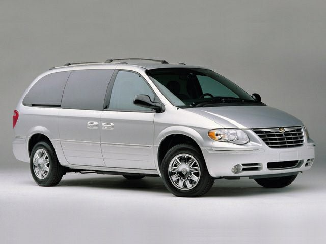 2007 Chrysler Town U0026 Country Limited In Highland, IN   Thomas Dodge  Chrysler Jeep Of