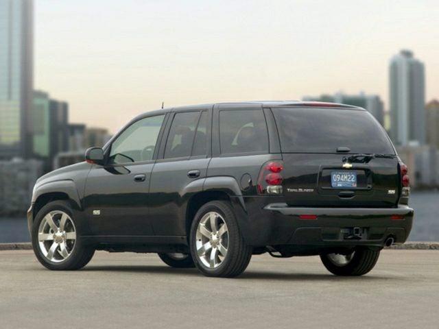2008 Chevrolet Trailblazer Lt In Highland Thomas Dodge Chrysler Jeep Of Inc