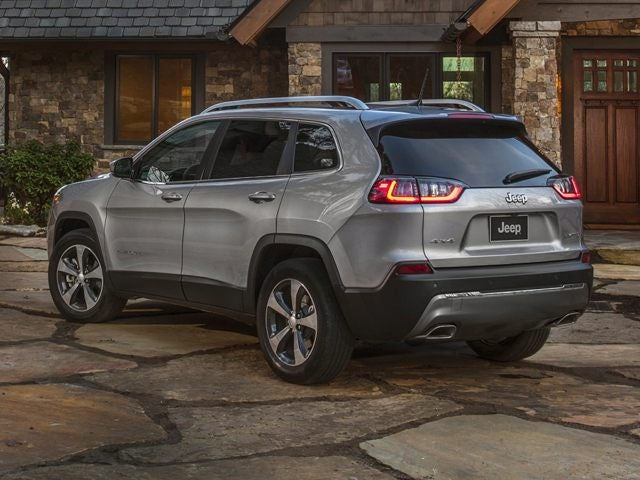 2019 Jeep Cherokee Latitude Plus In Highland In Chicago Jeep