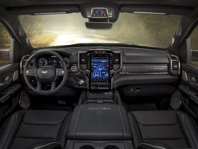 2019 Ram 1500 Limited In Highland Thomas Dodge Chrysler Jeep Of Inc