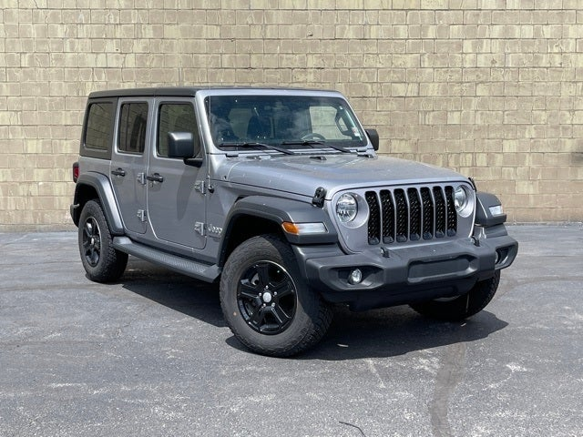 2018 jeep wrangler unlimited sport 4wd in highland in chicago